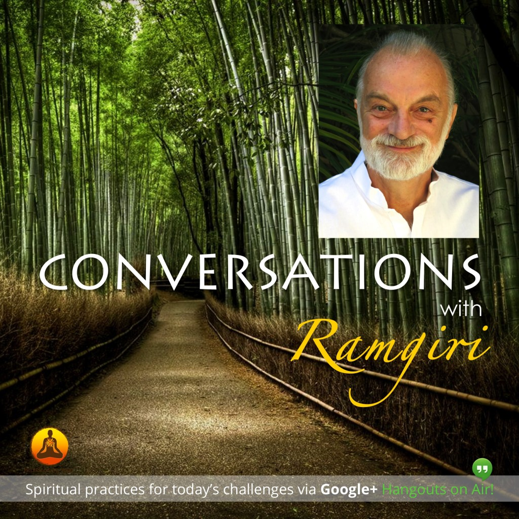 Conversation with Ramgiri